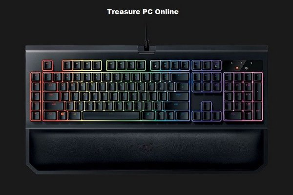 RAZER 雷蛇 BlackWidow Chroma V2 进化版游戏机械键盘 – 8折优惠!