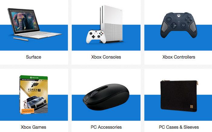 微软官方 eBay 店:部分精选商品额外8折优惠!