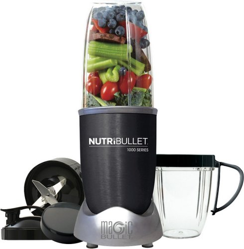 Nutribullet 子弹头榨汁机 食物搅拌器 三款可选 8折优惠!