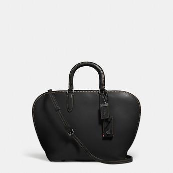 Coach DAKOTAH SATCHEL 皮革手提包单肩包 两色可选 5折优惠!