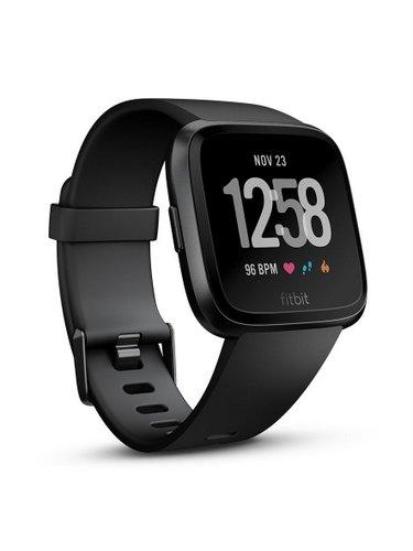 Fitbit Versa 智能健身运动手表 多色可选 8折优惠!