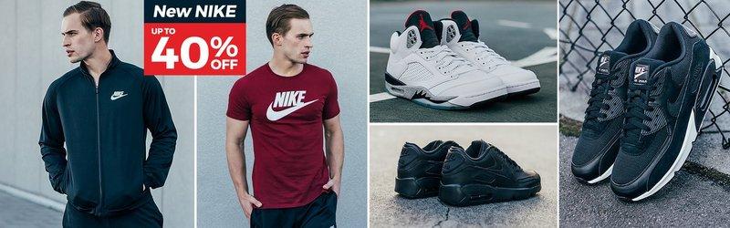 特卖网站 Catch – Nike 品牌特卖:低至6折优惠!