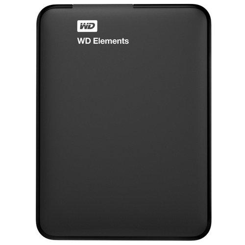 WD 西部数据 Elements 新元素系列 2.5英寸 USB3.0 移动硬盘 额外8折优惠!