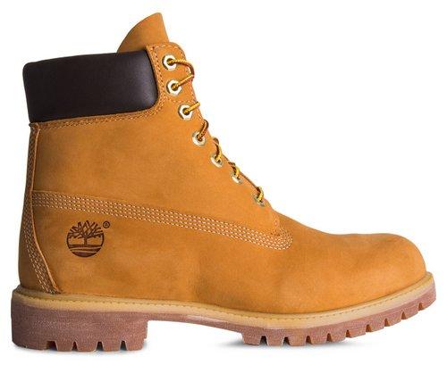 Timberland 踢不烂 6寸 Premium Boot 经典款工装靴 大黄靴 – 5折优惠!
