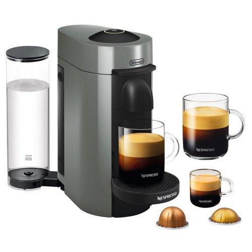 Nespresso by Delonghi VertuoPlus ENV155T 胶囊咖啡机 8折优惠!