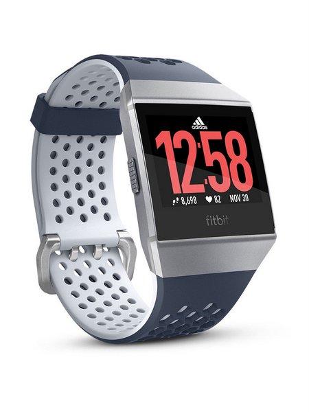 Fitbit Ionic Adidas 定制版 运动手表 8折优惠!