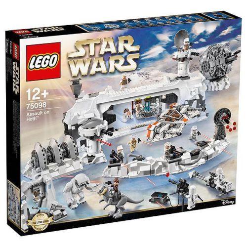LEGO 乐高 Star Wars Assault On Hoth™ 75098 霍斯基地突袭 低于半价优惠!