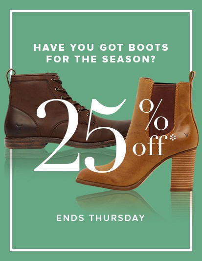时尚网站 The Iconic:Timberland、Windsor Smith、Dr Martens 等多个品牌的男款女款靴子 75折优惠!