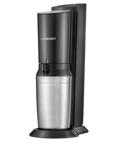 SodaStream Crystal 气泡水机 黑色款 – 6折优惠!