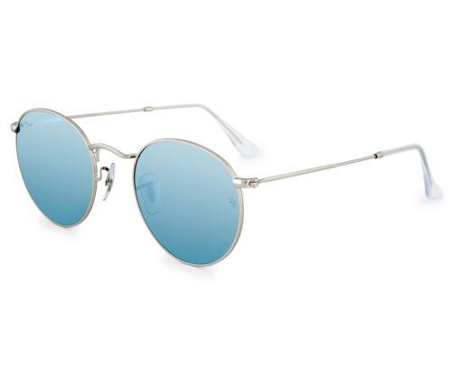 Ray-Ban 3447 蓝色经典款太阳镜 低至46折优惠!