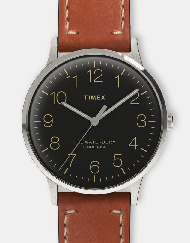 TIMEX Waterbury 经典款时尚腕表 6折优惠!