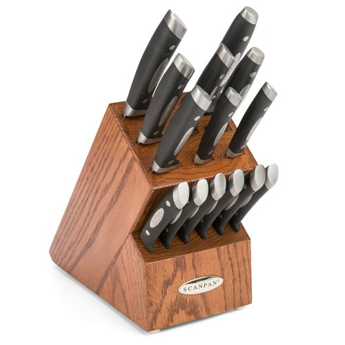 Scanpan 经典刀具 15件套 低至2折优惠!