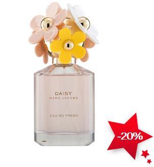 Marc Jacobs  Daisy 清甜小雏菊淡香水 低至77折优惠!