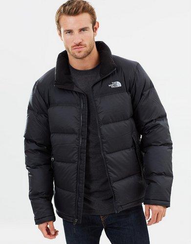 The North Face Nuptse Jacket  黑色户外羽绒服 男女款均有 75折优惠!