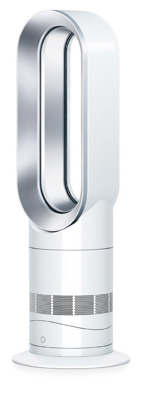 [eBay Plus 会员] Dyson 戴森 AM09 Hot+Cool Fan Heater 冷暖两用无叶风扇 白色款 - 6折优惠!