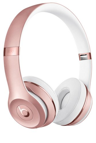 Beats Solo3 Wireless 头戴式 蓝牙无线耳机 – 低至6折优惠!