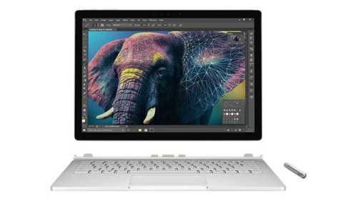 微软 Microsoft Surface Book 13.5寸 二合一笔记本电脑 – 256GB i7 版 低至5折优惠!