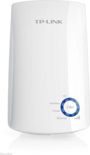 TP-Link TL-WA850RE N300 300Mbps 2.4Ghz 无线网络扩展器 4折优惠!