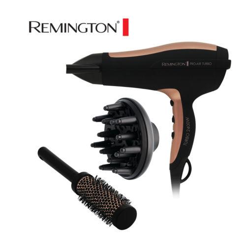 Remington Pro-Air Turbo 2400瓦 陶瓷离子吹风机