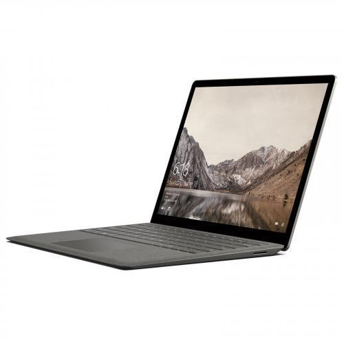 Microsoft 微软 Surface Laptop 13.5寸 超极触控本 i7/8/256GB 石墨金 8折优惠!