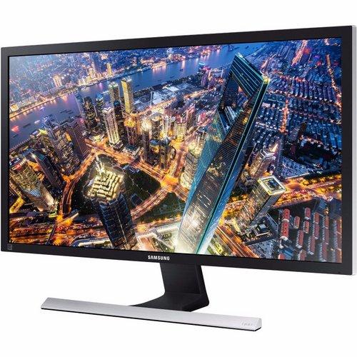 SAMSUNG 三星 U28E590D 28寸 4K高分辨率 1ms响应 游戏显示器 – 8折优惠!