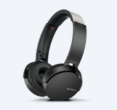 索尼(SONY)MDR-XB650BT EXTRA BASS 重低音无线立体声耳机(黑色)65折优惠!