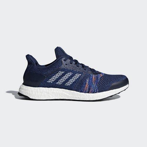 Adidas 阿迪达斯 UltraBoost ST 男子休闲跑步鞋 低至半价优惠!