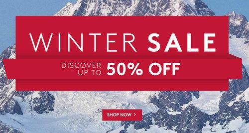 户外运动品牌 Kathmandu 官网冬季特价活动:部分精选商品