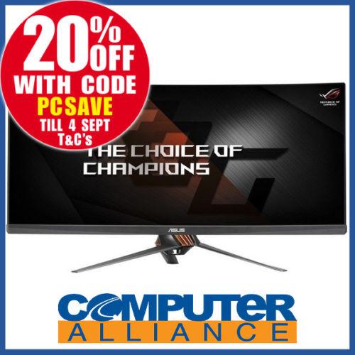 华硕(ASUS)PG348Q ROG SWIFT G-Sync 34寸 信仰级曲面电竞显示器 8折优惠!