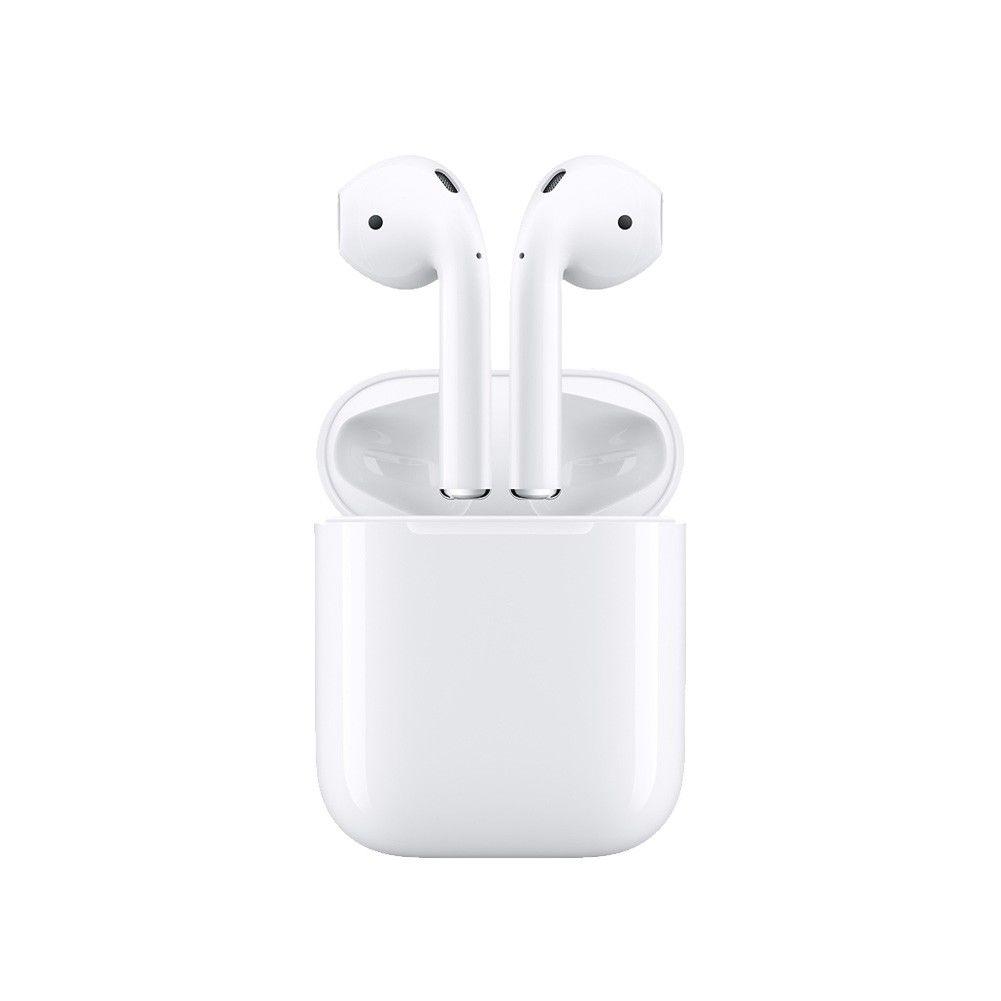 苹果 Apple AirPods MMEF2ZA/A  蓝牙无线耳机 – 86折优惠!