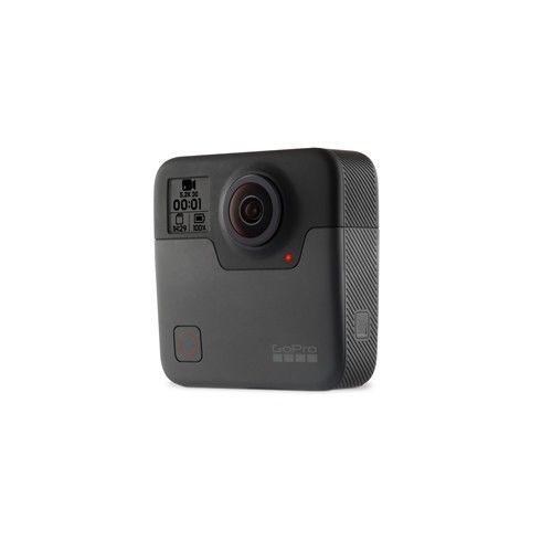 GoPro GPCHDHZ103 Fusion 360 全景相机 超高清 智能全方位运动摄像机 – 8折优惠!