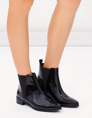 Atmos & Here Victoria Leather Ankle Boots 女款维多利亚皮靴  8折优惠!