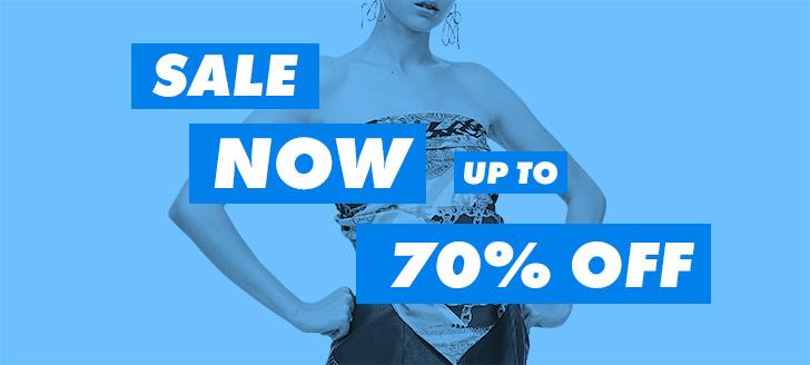 时尚网站 ASOS 活动:部分精选特价商品 – 低至3折优惠!