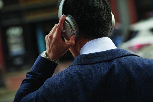 BOSE QuietComfort 35 II(QC35二代)头戴式无线蓝牙主动降噪耳机 - 8折优惠!