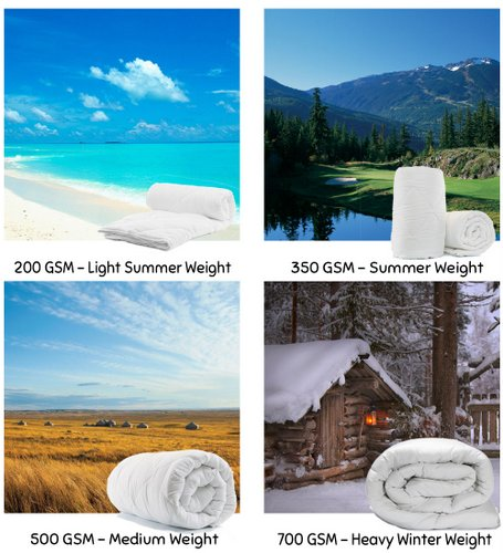 200 GSM - 700 GSM 100% Merino Wool 澳洲羊毛被 - 低至3折优惠!
