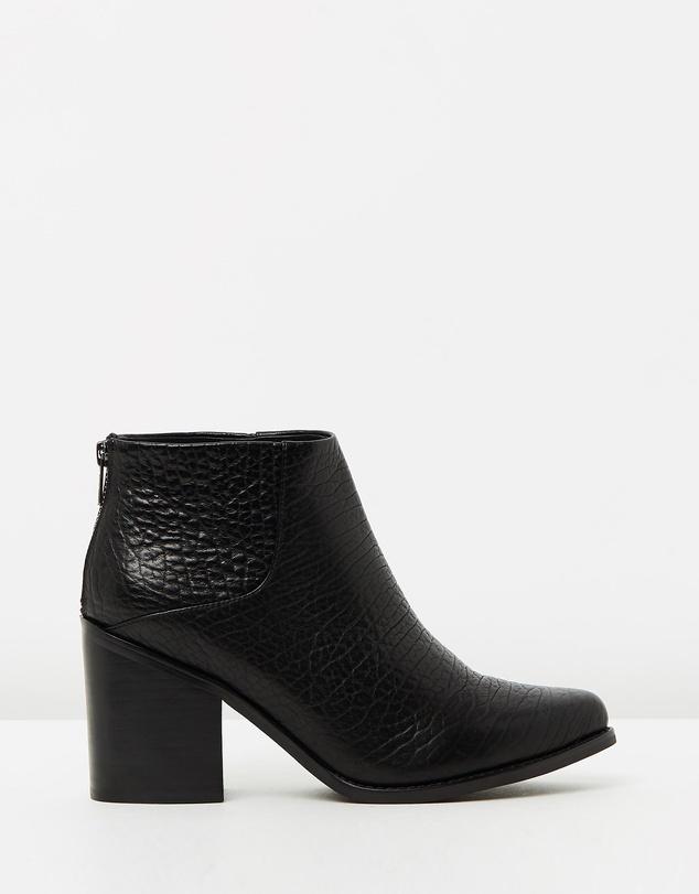 Sol Sana粗高跟时尚短靴 8折优惠