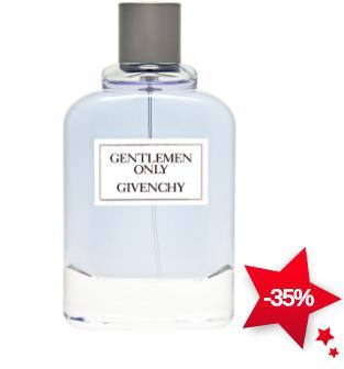 Givenchy 纪梵希 Fragrance   都会绅士 淡香水喷雾  65折优惠!