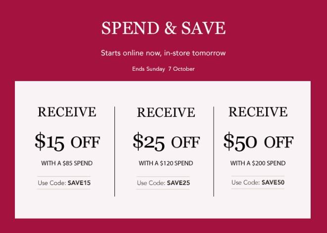 澳洲护肤品牌 Jurlique 茱莉蔻 满减活动:全场所有商品购物满$120 立减25刀!