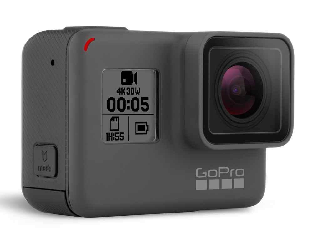 GoPro Hero5 Black – CHDHX-502 超高清4K运动摄像机 8折优惠!