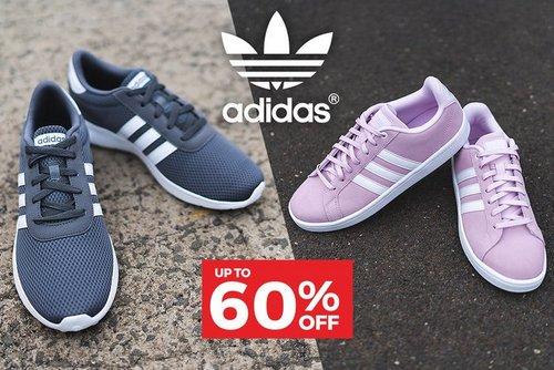 特卖网站 Catch:阿迪达斯 Adidas 品牌鞋子低至4折优惠!