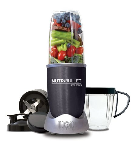 Nutribullet 1000瓦 营养榨汁机 料理机9件套 72折优惠!