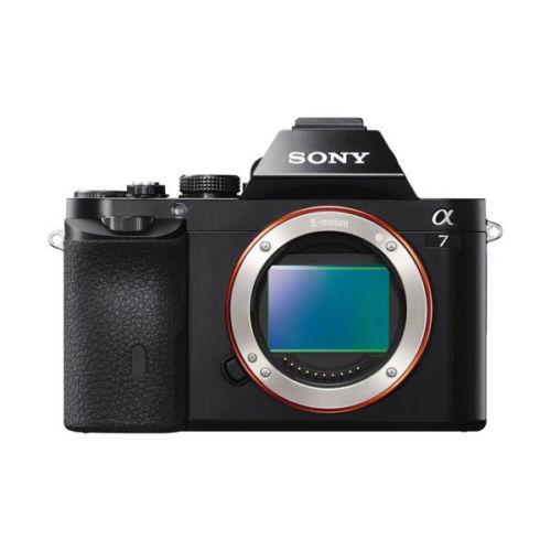SONY 索尼 ILCE-7 (A7) 全画幅无反相机 单机身 8折优惠!
