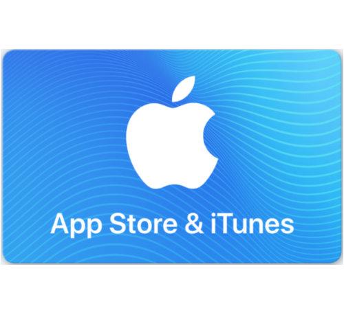 苹果 App Store & iTunes 30刀、50刀及100刀面值代金券