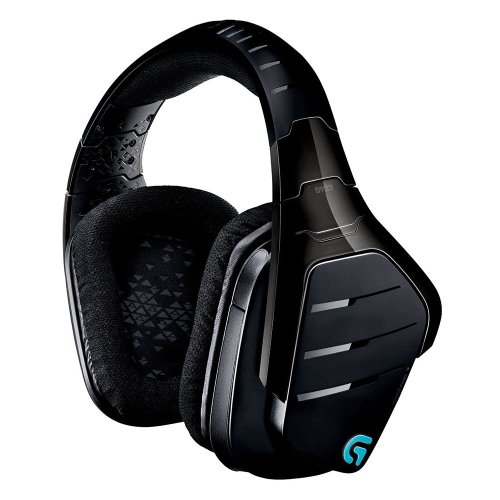 Logitech 罗技 G933 RGB 7.1环绕声 无线游戏耳机 低至5折优惠!