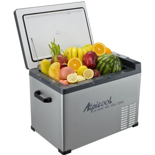 Alpicool 40L 便携式车载冰箱 9折优惠!