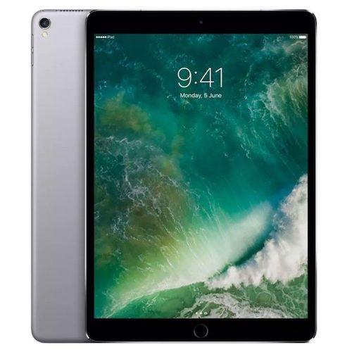 苹果 Apple iPad Pro 2017 10.5″ WiFi 64GB – 深空灰色款 MQDT2XA  8折优惠!