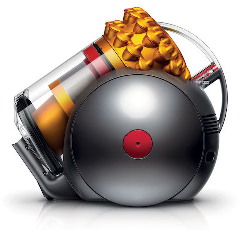 戴森 Dyson Multifloor Cinetic Big Ball 球型真空吸尘器 – 7折优惠!