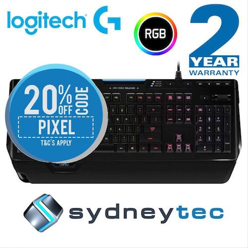 罗技 Logitech G910 Orion Spark RGB机械游戏键盘 8折优惠!