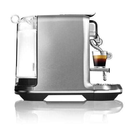 Breville Nespresso Creatista Plus - BNE800BSS 家用全自动意式胶囊咖啡机 银色 - 8折优惠!