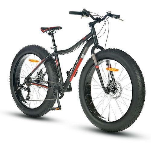PROGEAR Cracker 26寸 7速胖胎山地自行车 8折优惠!
